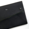 enveloppe en cuir personnalisée